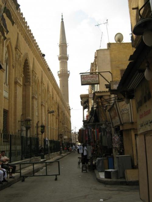 улицы Хан иль Халиля
