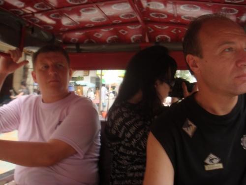 В тук-туке по Пном Пеню