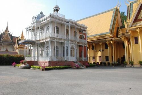 Наполеоновский домик