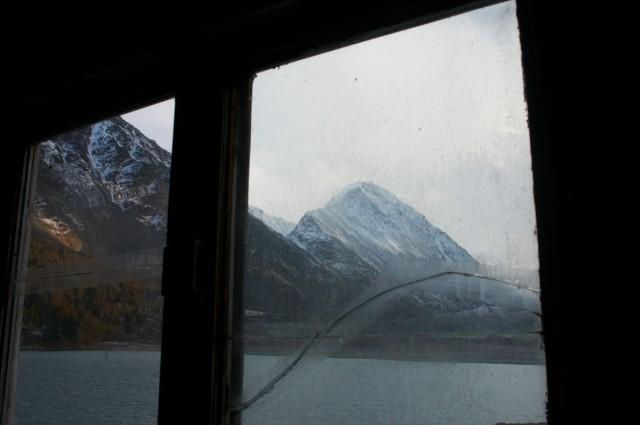 Вид из окна 1