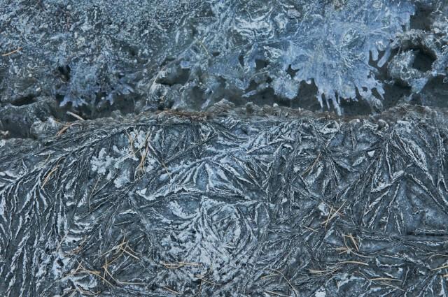 Ледяные узоры 1