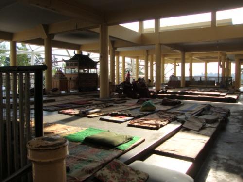 визит в монастырь
