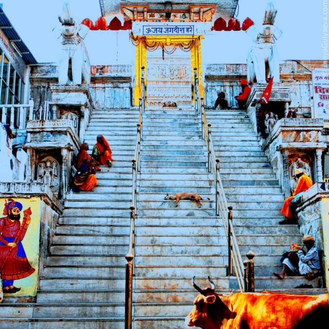 Храм Джагдиш в Удайпуре