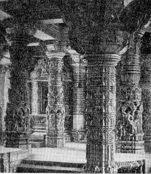 храмы джайнов в Mount Abu (из нета)