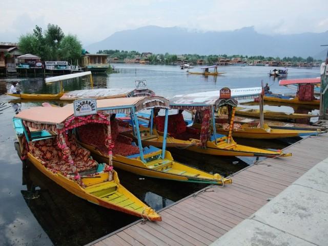 Лодки Шикары