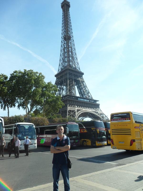 В гостях у самой знаменитой Парижанки