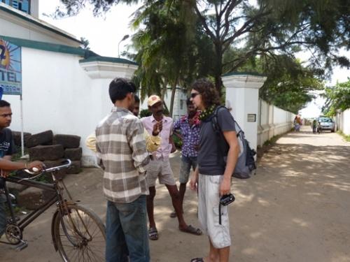 Переговоры с рикшами