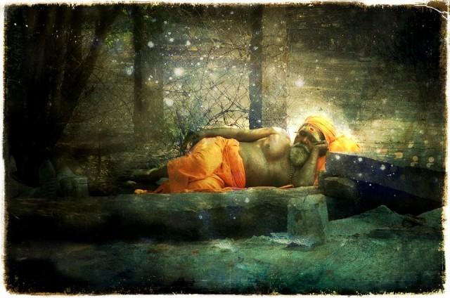 Автор-Алексей Сухопар. Сон или Нирвана