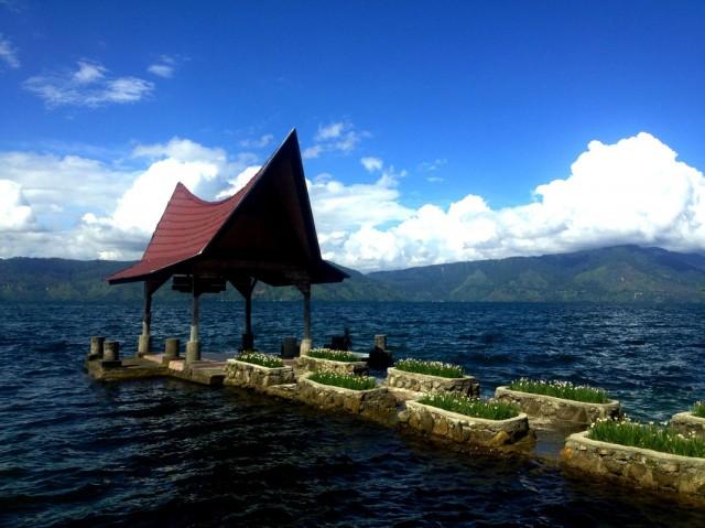 Озеро Тоба 01