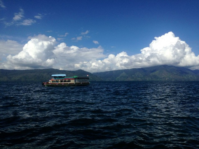 Озеро Тоба 02