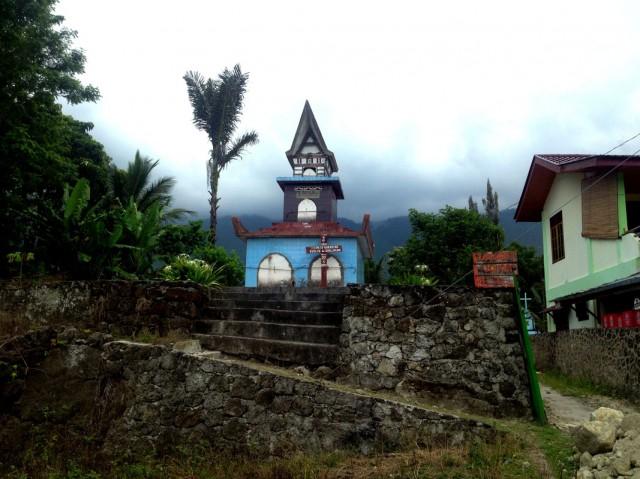 Samosir. Island of the Dead. 01
