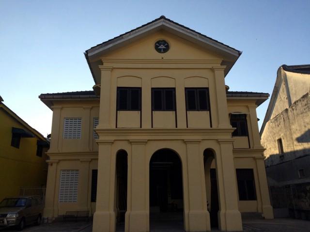 Джорджтаун 5. Армянская церковь