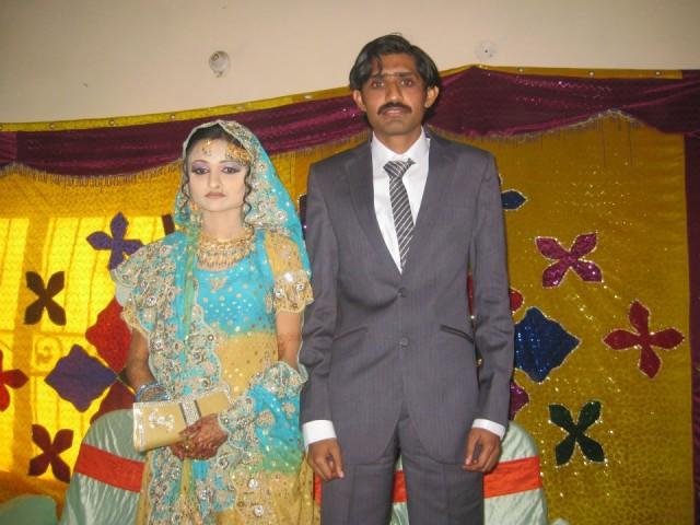 Каши женился