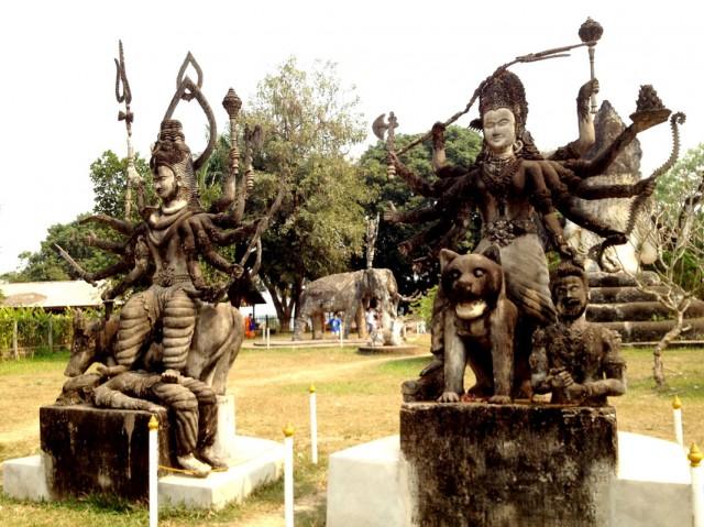 Будда-парк 4