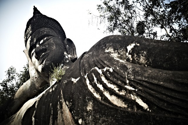 Лаос 2 (Парк Будд)