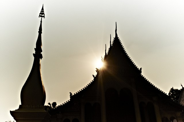 Лаосское солнце