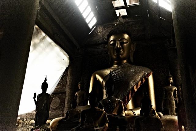 Лаосские будды 2
