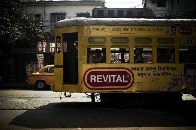 Калькуттский трамвай