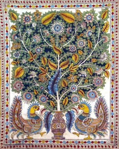 дерево жизни - Индия