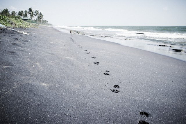 Пляж на косе близ Негомбо