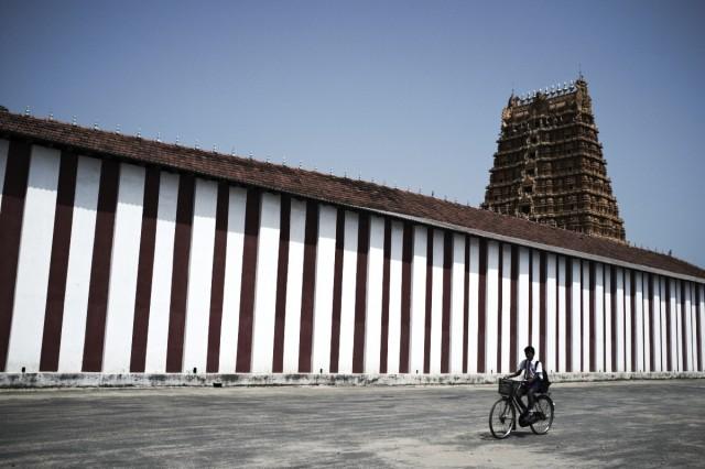 Самый большой индуистский храм в Джаффне
