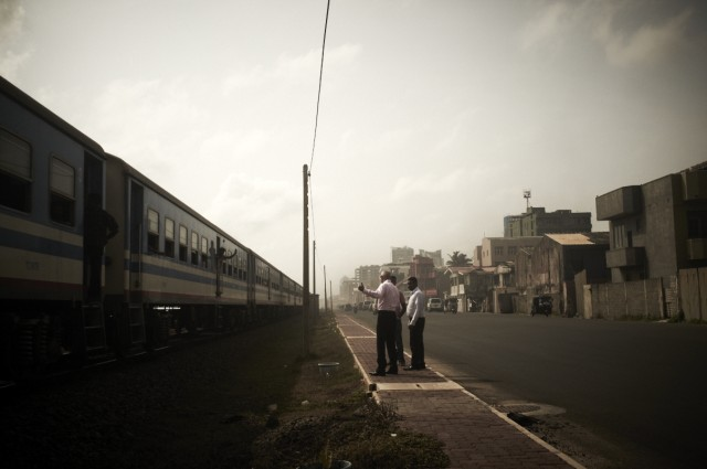 паровозная тема из Коломбо