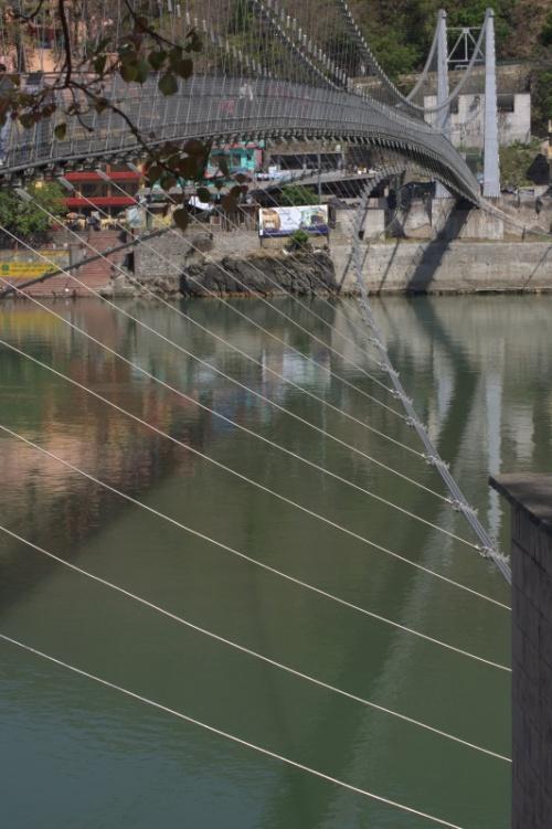 (Это прекрасный мост - вид слева, не могу не показать))