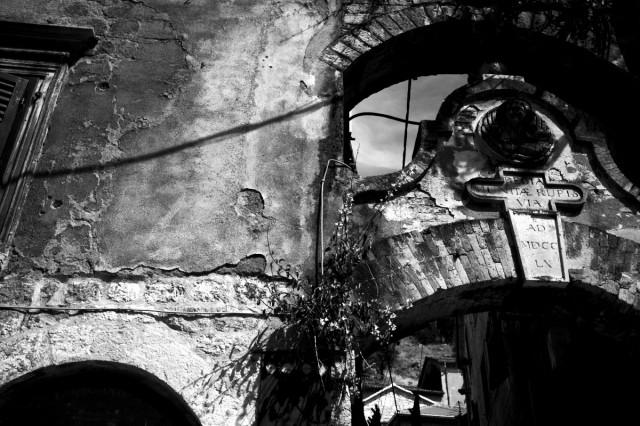 Старинные стены и прой омы