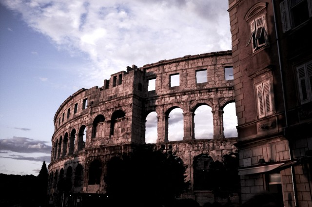 Пулский Колизей 1