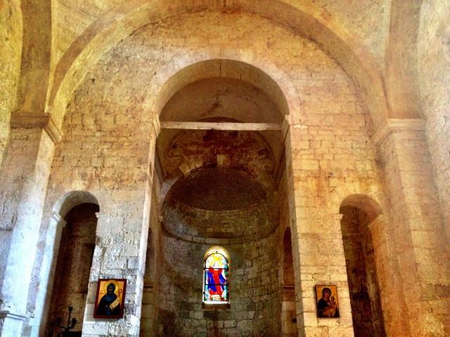 Бенедиктинский монастырь XII века. 01