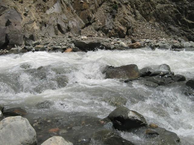 Время перейти эту реку вброд