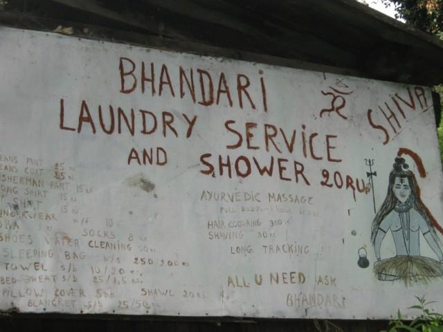 Full power! Shiva shower!