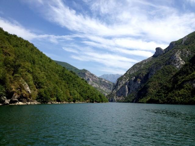 Komani Lake 11