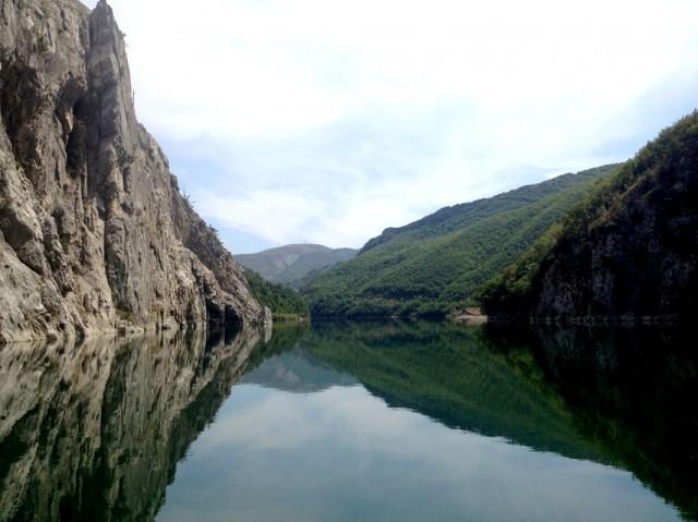 Komani Lake 13
