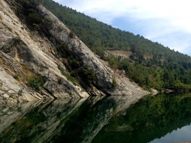 Komani Lake 14