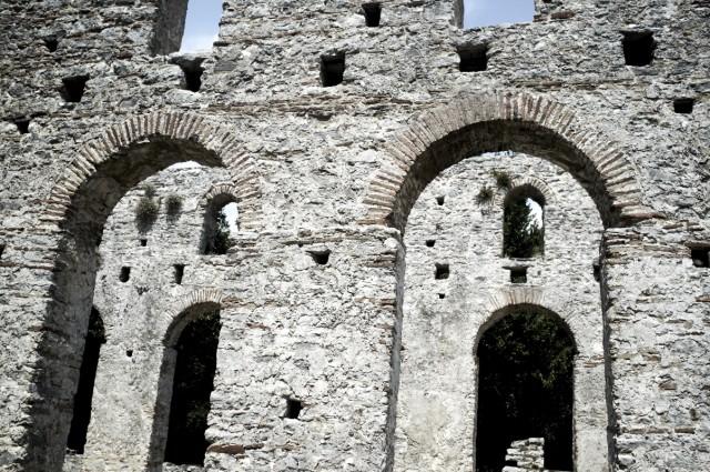 Византийская базилика, 5-й век нашей эры