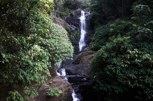 Водопад Яна