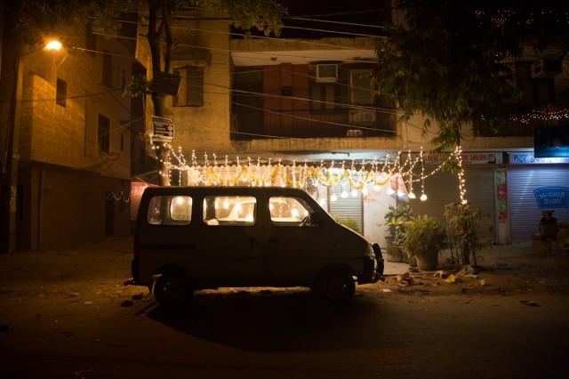 diwali street