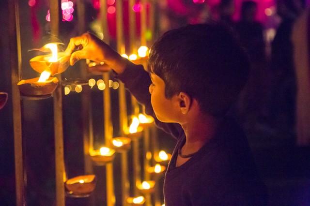 diwali party 11