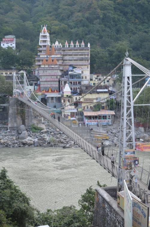 Мост Лакшман джула