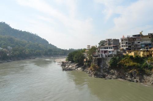 Ганга и правый берег