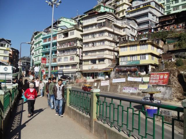 Гангток - столица Сиккима