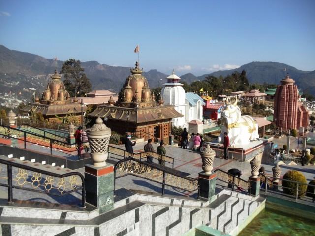 Собственно храмы