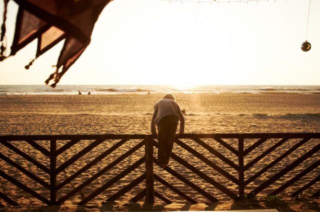 Фото-сон №3: На сансете в Гокарне 1