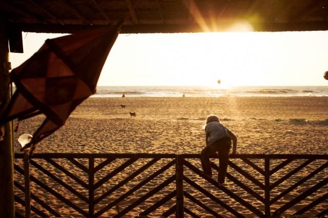 Фото-сон №3: На сансете в Гокарне 3
