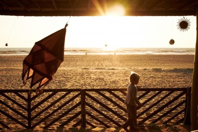 Фото-сон №3: На сансете в Гокарне 7