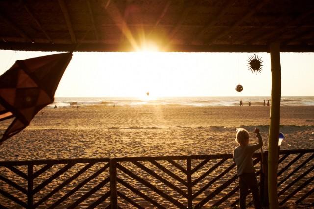 Фото-сон №3: На сансете в Гокарне 8