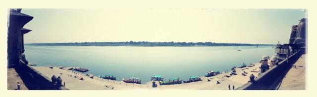 Река Нармада