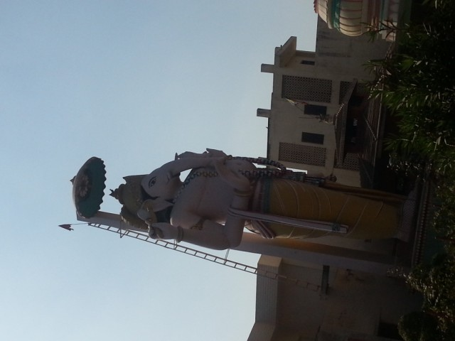 статуя Ганеши