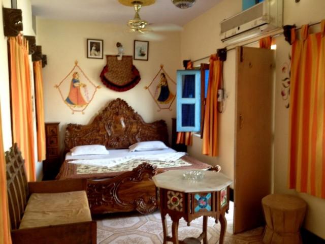 Наша комната в Джодпуре